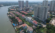 Tổng kiểm tra việc lấn chiếm sông Sài Gòn