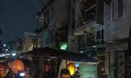 Cháy nhà sát chung cư Ấn Quang, quận 10 - TP HCM