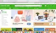Đến lượt Lotte.vn tháo chạy khỏi mảng bán hàng online