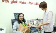 Tặng gói xét nghiệm tầm soát ung thư cho người hiến máu tình nguyện