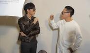 Sơn Tùng M-TP gây chú ý tại triển lãm thời trang Nguyễn Công Trí