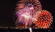 TP HCM bắn pháo hoa 7 điểm mừng Tết Canh Tý 2020