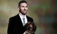 Lionel Messi lưu danh lịch sử với Quả bóng vàng thứ 6