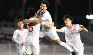 Clip: Hà Đức Chinh phát hiện Singapore chơi thiếu fair-play và đáp trả bằng bàn thắng vàng