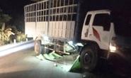 Xe tải tông chết 3 thiếu niên đi xe máy trên đường Hồ Chí Minh