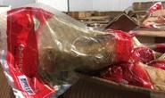 12 tấn đùi gà tây hun khói Hàn Quốc hết hạn 1 năm được chỉnh sửa để tiêu thụ