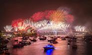 Úc vẫn rực rỡ pháo hoa mừng năm mới 2020