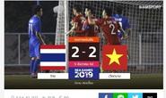 Báo Thái đau xót trước thất bại của Thái Lan tại SEA Games 30