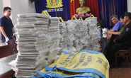 Triệt phá đường dây ma tuý cực lớn tại TP HCM, thu 446 bánh heroin