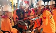 Khánh Hòa: Liên tục cứu nạn thuyền viên nước ngoài sau bão Kammuri