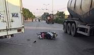 Va chạm với xe tải, mẹ tử vong, con gái 6 tuổi bị thương nặng