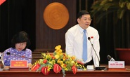 Đại biểu HĐND TP HCM kiến nghị tăng mức phạt đối với người tiểu bậy, xả rác