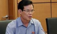 Đề nghị Bộ Chính trị xem xét, thi hành kỷ luật đối với ông Triệu Tài Vinh