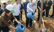 Tổng Bí thư, Chủ tịch nước phát động Tết trồng cây