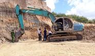 Vụ phóng viên VTV bị hành hung: Bắt quả tang nhóm đất tặc