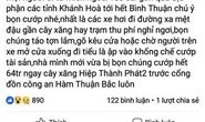 Công an Ninh Thuận nói gì về tin đồn cướp tại cây xăng?