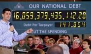 Nợ công Mỹ chạm cột mốc bất hạnh