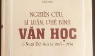 Soi rọi thêm giá trị văn học quốc ngữ Nam Bộ