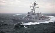 Việt Nam lên tiếng việc tàu hải quân Mỹ áp sát đảo nhân tạo trái phép ở Trường Sa
