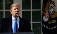 Thừa nhận bất ngờ của Tổng thống Trump về tình trạng khẩn cấp