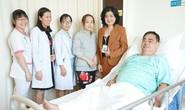 Cứu sống du khách Malaysia 65 tuổi thoát cơn đột quỵ