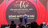 Ngày thơ Việt Nam 2019 - Sông núi trên vai
