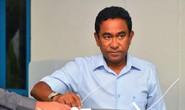 Maldives bắt cựu tổng thống thân Trung Quốc