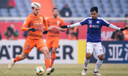 Thua ngược đại gia Trung Quốc, Hà Nội FC chia tay AFC Champions League