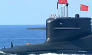 Không dễ phát hiện tàu ngầm Trung Quốc?