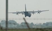 Thượng đỉnh Mỹ-Triều: Vận tải cơ C-130 đoàn Tổng thống Donald Trump đáp xuống Nội Bài