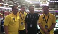 Chuyên gia Việt viết phần mềm đưa quần vợt Nhật lên ngôi