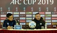 Không để Quang Hải đá trận đầu AFC Cup