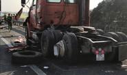 Xe đầu kéo gây tai nạn nghiêm trọng trên cao tốc TP HCM - Trung Lương
