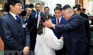 [Clip] Chủ tịch TP Hà Nội đón nhà lãnh đạo Kim Jong-un tại khách sạn Melia