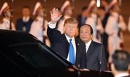 Tổng thống Donald Trump nói lời cảm ơn sự chu đáo của Việt Nam