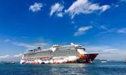 Khách quốc tế liên tục đến Đà Nẵng, Hạ Long bằng tàu biển hạng sang