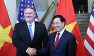 Ngoại trưởng Mỹ cảm ơn Việt Nam cung cấp địa điểm cho Thượng đỉnh Mỹ-Triều