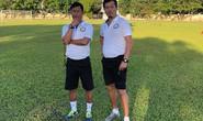 HLV Đinh Hồng Vinh lên U23 Việt Nam giúp sức cho HLV Park Hang-seo