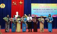 Quảng Nam: Khen thưởng cán bộ nữ công tiêu biểu