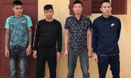 2 nhóm thanh niên hỗn chiến trong quán karaoke, 4 người bị thương
