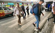 Sân bay Tân Sơn Nhất vắng lạ thường sáng 30 Tết