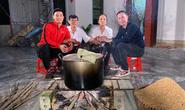 [eMagazine] - Cầu thủ tuyển Việt Nam ăn Tết như thế nào?