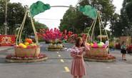 Lục bình, sen lên đường hoa Xuân ở thủ phủ đất Sen hồng Đồng Tháp