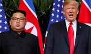 Tổng thống Donald Trump mong chờ gặp ông Kim Jong-un ở Hà Nội