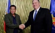 Mỹ cam kết bảo vệ Philippines ở biển Đông