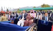 Chuyến công du đi dây của thái tử Ả Rập Saudi
