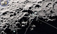 Bất ngờ khi phát hiện nước đang nhảy trên mặt trăng