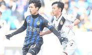 Công Phượng vào sân từ phút 65, không cứu được Incheon thua trận