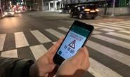 Đối phó xác sống điện thoại thông minh trên đường