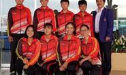 Yên Tích cùng đồng đội dự Davis Cup, FED Cup trẻ